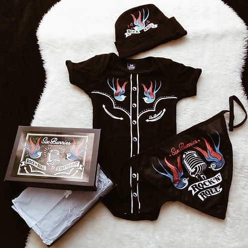 ROCK N ROLL GIFT SET