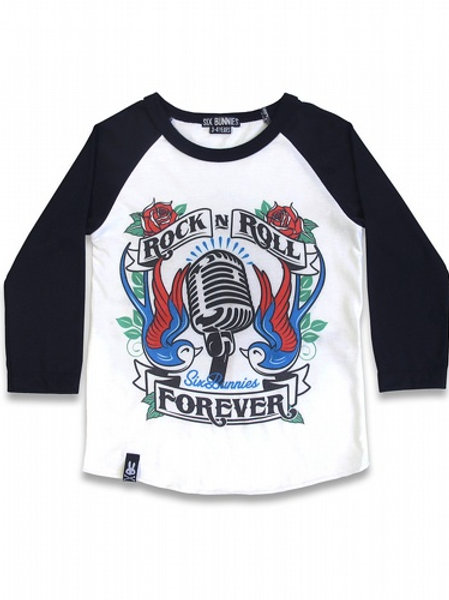 ROCK N' ROLL FOREVER  | חולצה ארוכה