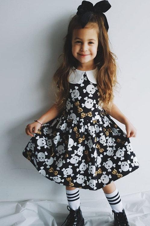 שמלה| LEOPARD BONS