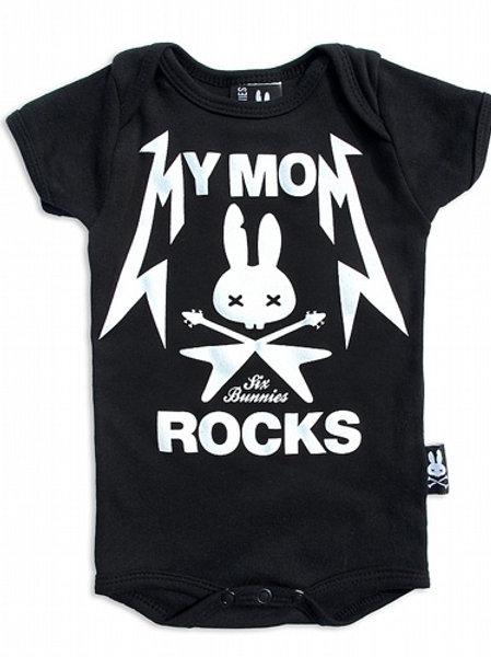 MOM ROCKS | בגד גוף
