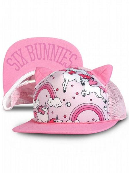 PINK RAINBOWS | כובע