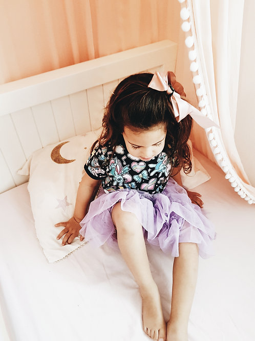 PURPLE TUTU | חצאית