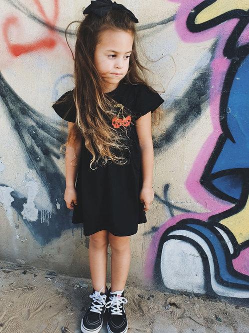שמלה | CHERRY SKULL