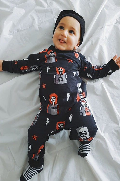 METAL BABY  | אוברול