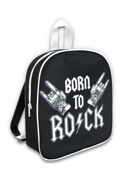 BORN TO ROCK  | תיק גב