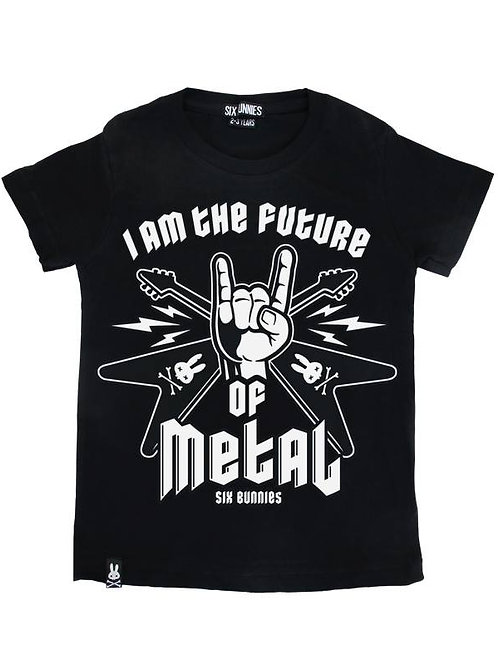 FUTURE OF METAL | חולצה