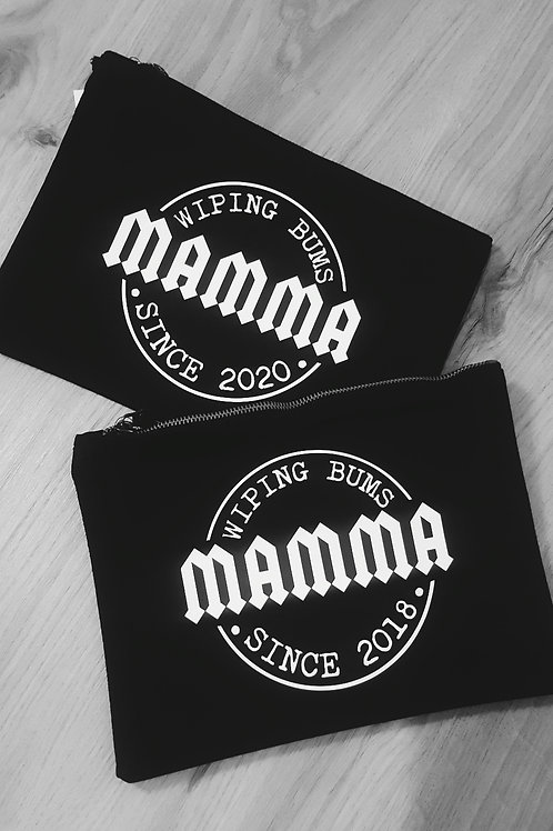 WIPING BUMS MAMA | תיק חיתולים