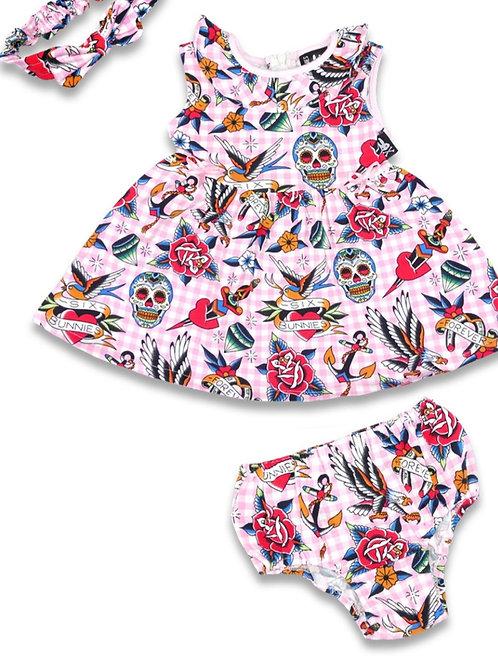 PINKI TATTOO | שמלה
