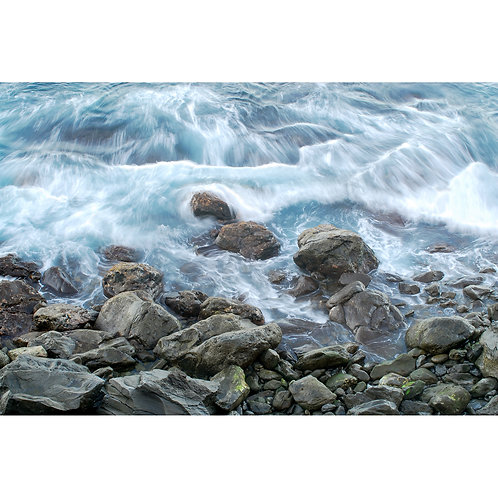 Shoreline Symphony I (Canvas)