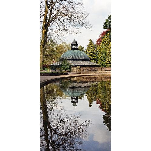 Harrogate Valley Gardens Cafe and Boating Pond