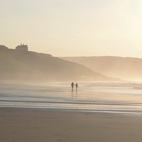 Whitby Beach Stroll