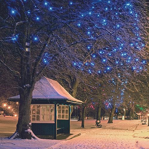 West Park lights - The Stray - Harrogate