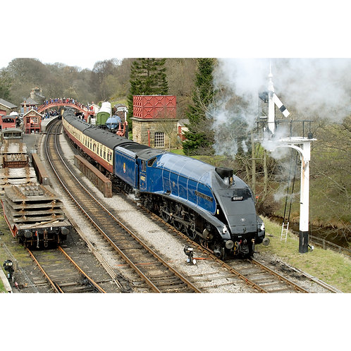 A4 - Goathland - North Yorkshire Moors  Jigsaw