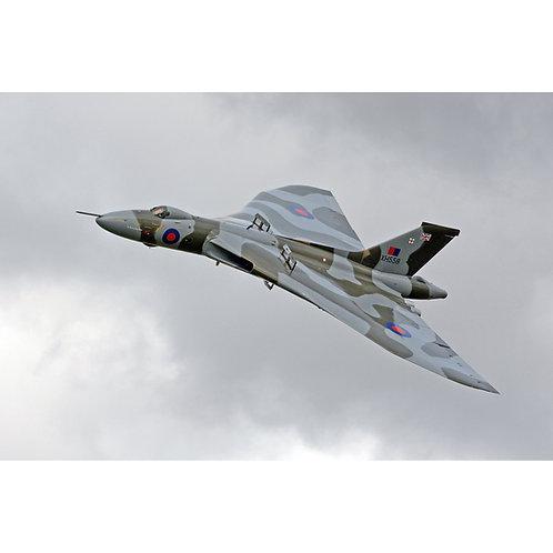 Avro Vulcan in flight Jigsaw