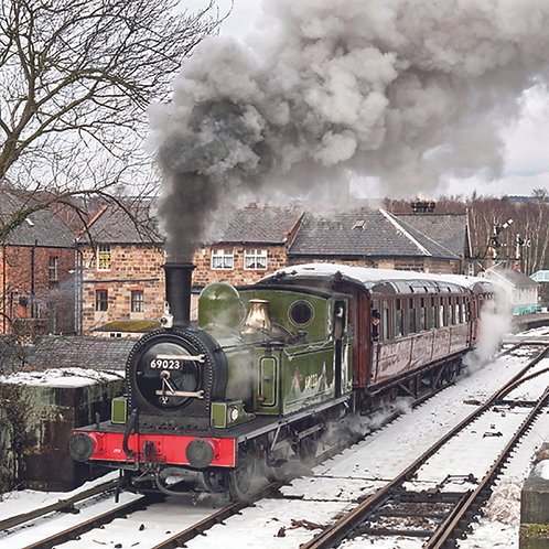 """Joem"" - Grosmont - North Yorkshire Moors"