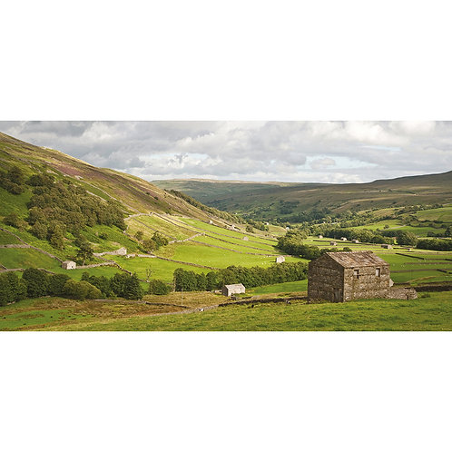 Cow Houses of Swaledale - The Yorkshire Dales