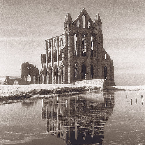 Whitby Abbey (Infra Red)