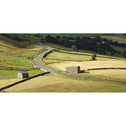 Upper Swaledale - The Yorkshire Dales