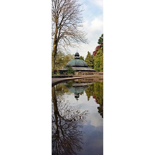 Harrogate Valley gardens - Boating lake