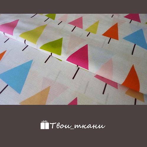 Зонтики разноцветные