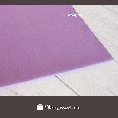 Фиолетовый однотонный