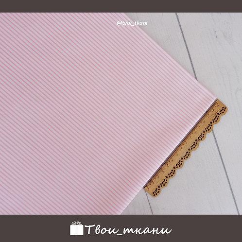 Полоска розовая