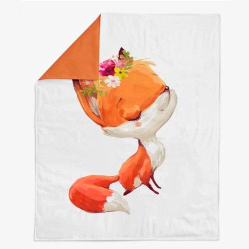 """Панель для одеяла 78*104см """"Лисенок"""""""
