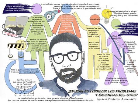 ¿Educar es corregir las carencias de otro? Nuevo episodio de Mudanzas con Pepe Menéndez