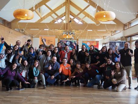 Sandra Entrena cierra su taller de ABP e Integración Curricular en Concepción
