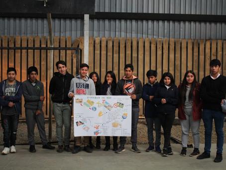 Colegio de Santa Bárbara nos muestra el camino hacia el futuro.