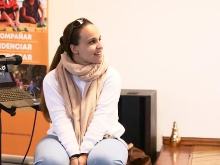 Comienza el taller de ABP e Integración Curricular en Santiago
