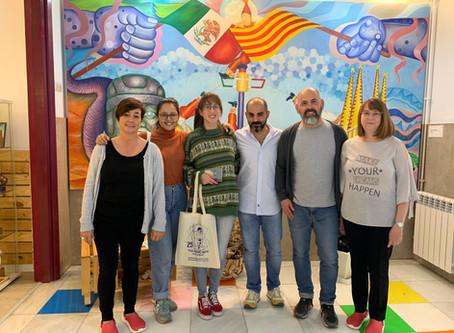 Residencias Nueva Educación: Escuelas Catalanas Reciben a Profesionales de Chile y México