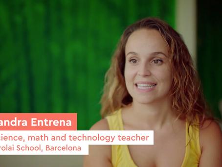 ABP: Participar, jugar y aprender. Próximo taller con Sandra Entrena
