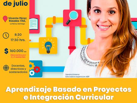 Inscripciones abiertas para taller ABP con Sandra Entrena en Santiago