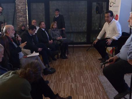 Conversatorio Una Nueva Educación Para Chile