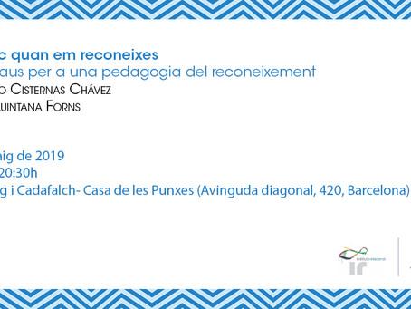 Presentación del libro: Diez claves para una pedagogía del reconocimiento - Barcelona/Madrid