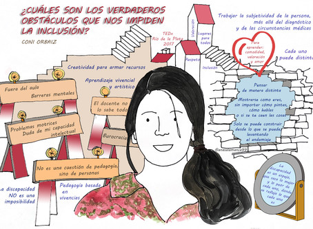 ¿Cuáles son los obstáculos que impiden la inclusión? Nuevo Episodio de Mudanzas con Pepe Menéndez