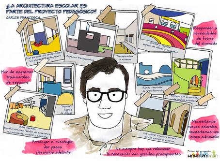 ¿La arquitectura escolar es parte del proyecto pedagógico?: Nuevo episodio de Mudanzas.
