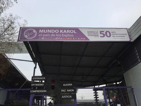 Profesores mexicanos conocen el proyecto de la escuela Mundo Karol