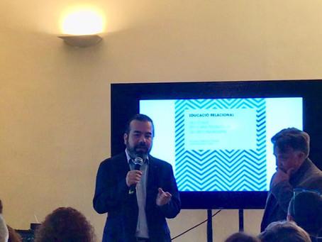 """Lanzamiento del Libro """"Educación Relacional"""" - Barcelona"""