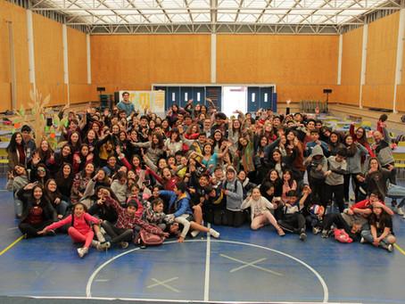 Encuentro de estudiantes Colegio Mayor: Caminando juntos hacia la Nueva Educación