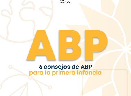 ABP en casa: Apoyando a nuestros estudiantes más jóvenes