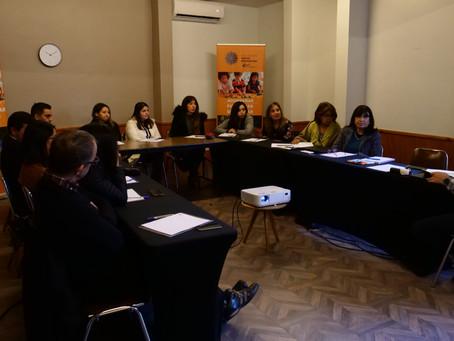 Directivos y profesores de Colegio La Fontaine participan en programa de Educación Relacional
