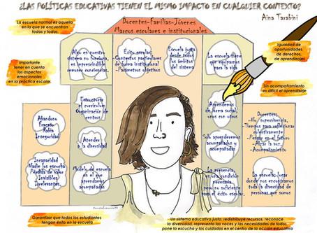 Desigualdad educativa y contexto social: Nuevo episodio de Mudanzas con Pepe Menéndez