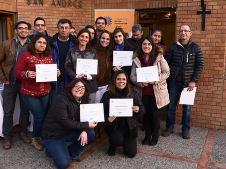 Exitoso cierre de taller ABP e Integración Curricular en Santiago