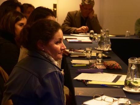 Colegio Mayor participa en taller para fortalecer el cambio cultural.