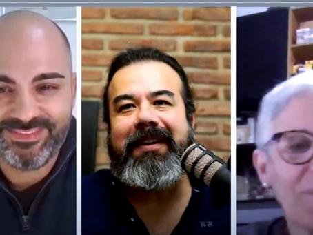 Revive la interesante conversación con Coral Regí, Xavier López y Arnoldo Cisternas.