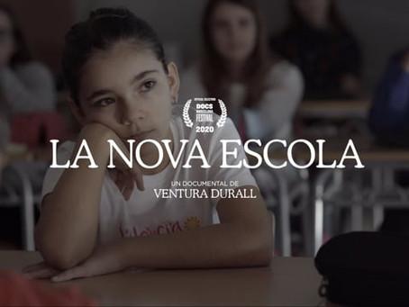 Documental sobre Escola Nova 21 se estrena en Barcelona