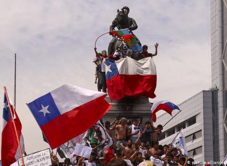 [Blog] Un análisis de las causas de la Explosión Social en Chile