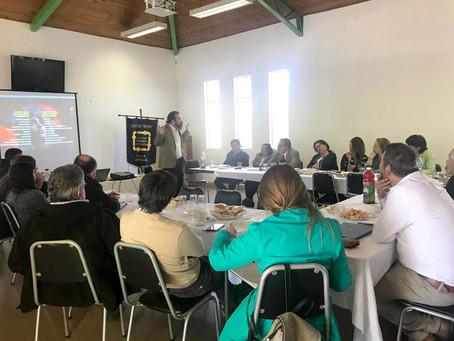 Hacia la COP25: Directores de Cerrillos en encuentro por una Nueva Educación